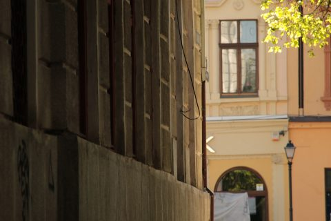 La 24 mm de Bistrița, foto Flori Zahiu