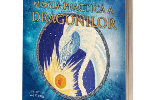 Magia practică a dragonilor, de Floriana Ungureanu